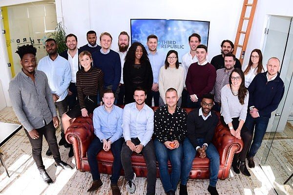 2018 is going to be a BIG year here @ Third Republic  #rectech #recruitment #london #hiring