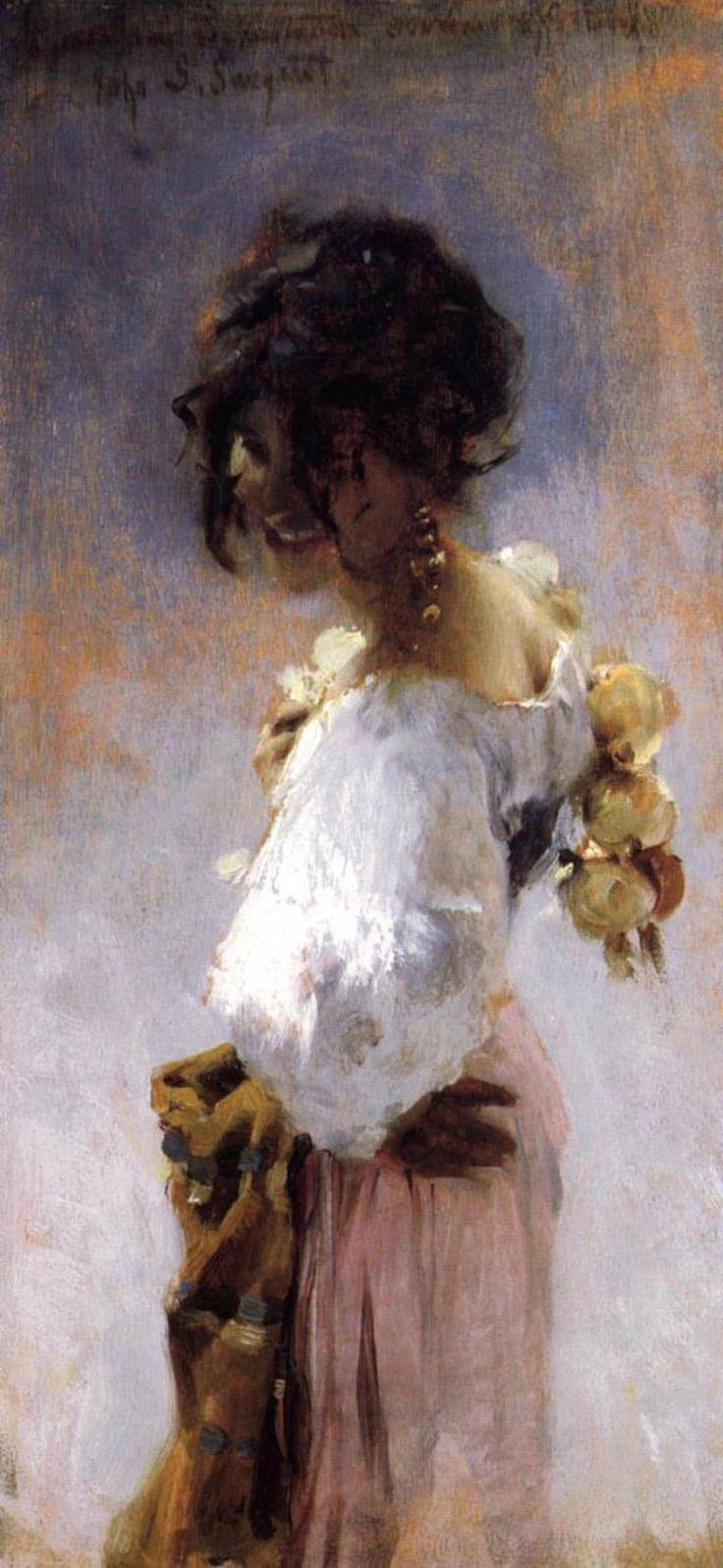 Rosina by John Singer Sargent