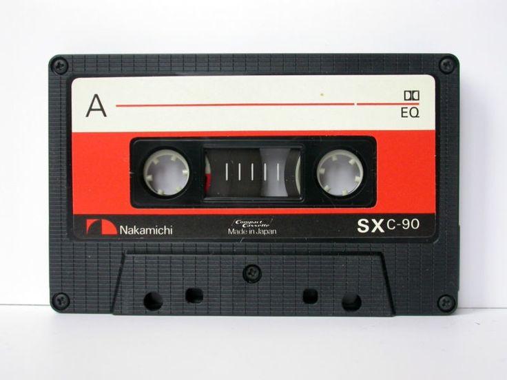 Bildresultat för 1980's cassette