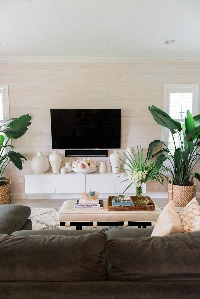 if you love pink tropical vibes meet your new dream home home and rh pinterest com