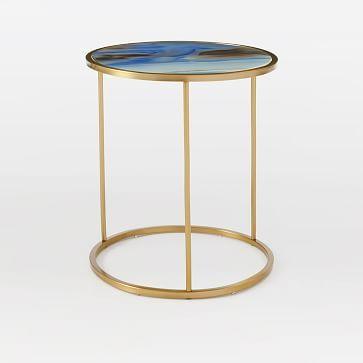 Roar + Rabbit Glass Side Table #westelm