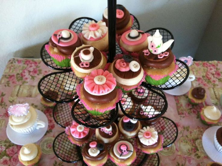 Mother's Day Tea Party | CatchMyParty.com