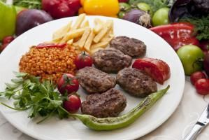 TURKEY. Turkish Cuisine's Best Meatball Recipes: Basic Turkish Grilled 'Köfte' Recipe