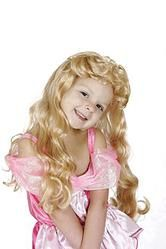 CHILDRENS SLEEPING BEAUTY WIG