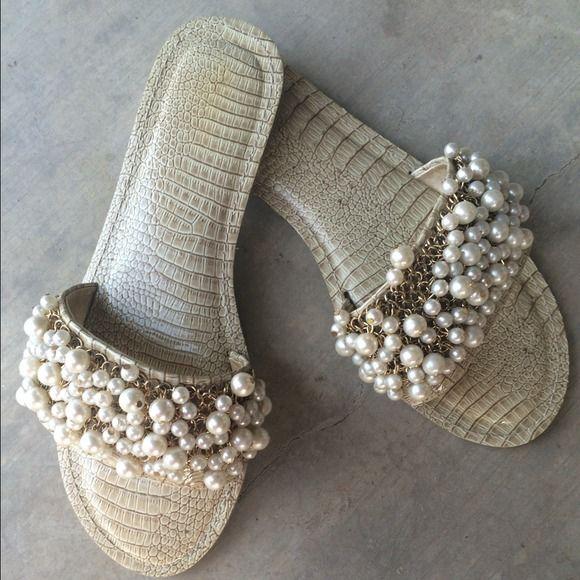 "Selling this ""#242 Amirta Singh Slip-Ons"" in my Poshmark closet! My username is: chicalinda. #shopmycloset #poshmark #fashion #shopping #style #forsale #Amrita Singh #Shoes"