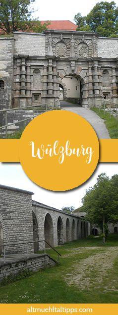 Wülzburg bei Weißenburg in Bayern - Ausflugstipp, Hochzeitslocation, super geeignet für Fotografie und wahnsinns Ausblick!