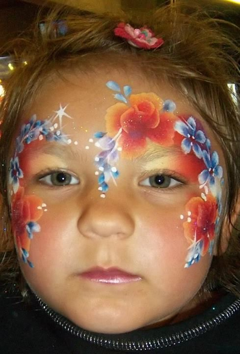 Bre Creative Face Painting