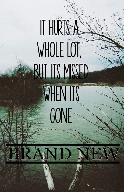 The Boy Who Blocked His Own Shot - Brand New