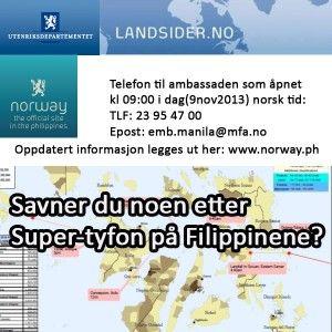 Savner du noen etter Super-tyfon på Filippinene? http://problogger.no/2013/11/09/savner-du-noen-etter-super-tyfon-pa-filippinene/ #filippinene #savnet #savnetperson #ud #utenriks #utlandet #reise #tyfon #uvær
