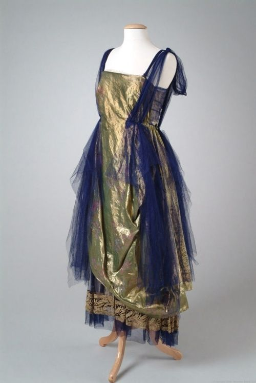 Fringe, Beads, Feathers: 1920s Formal Evening Dresses