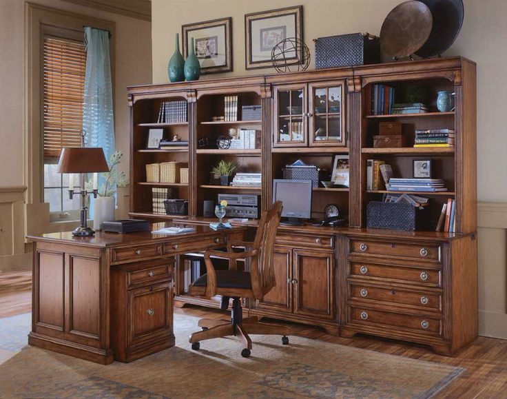Brookhaven Home Office Unit