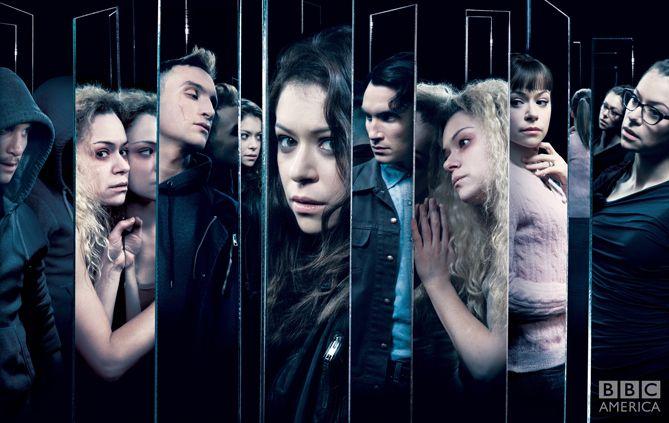 Tatiana Maslany. Orphan Black:Season 3 begins April 18, 2015 on BBC America.