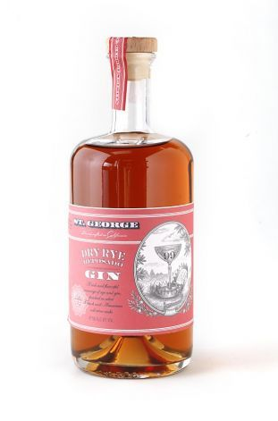 Alameda's St. George Spirits has added a dramatic twist to its latest gin - aging a batch of the distiller's Dry Rye into previously used Grenache and Syrah barrels for about 18 months. The result is Dry Rye Reposado Gin. Other gins have received barrel aging, including one from Belmont's Old World Spirits, and Bols' barrel-aged version of its Dutch genever, but the rye is the eyebrow-raiser here. It's sure to flame the continued debate over whether gin should spend time in wood, which in…