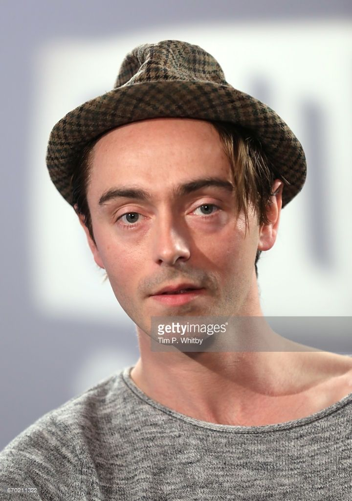 Actress David Dawson poses for a photo after discussing his role in BBC 2's The Last Kingdom at the Build LDN event on April 19, 2017 at AOL Studios in London, United Kingdom.