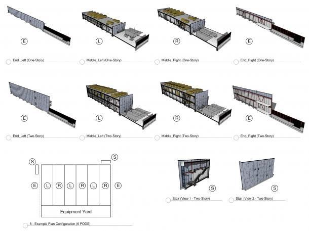 7 best Modular Building images on Pinterest | Architecture ...
