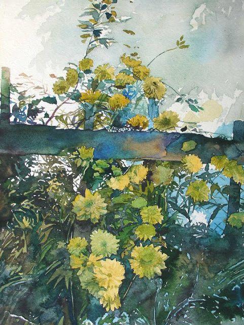 Oleg KOZAK watercolor: WATERCOLOR 2