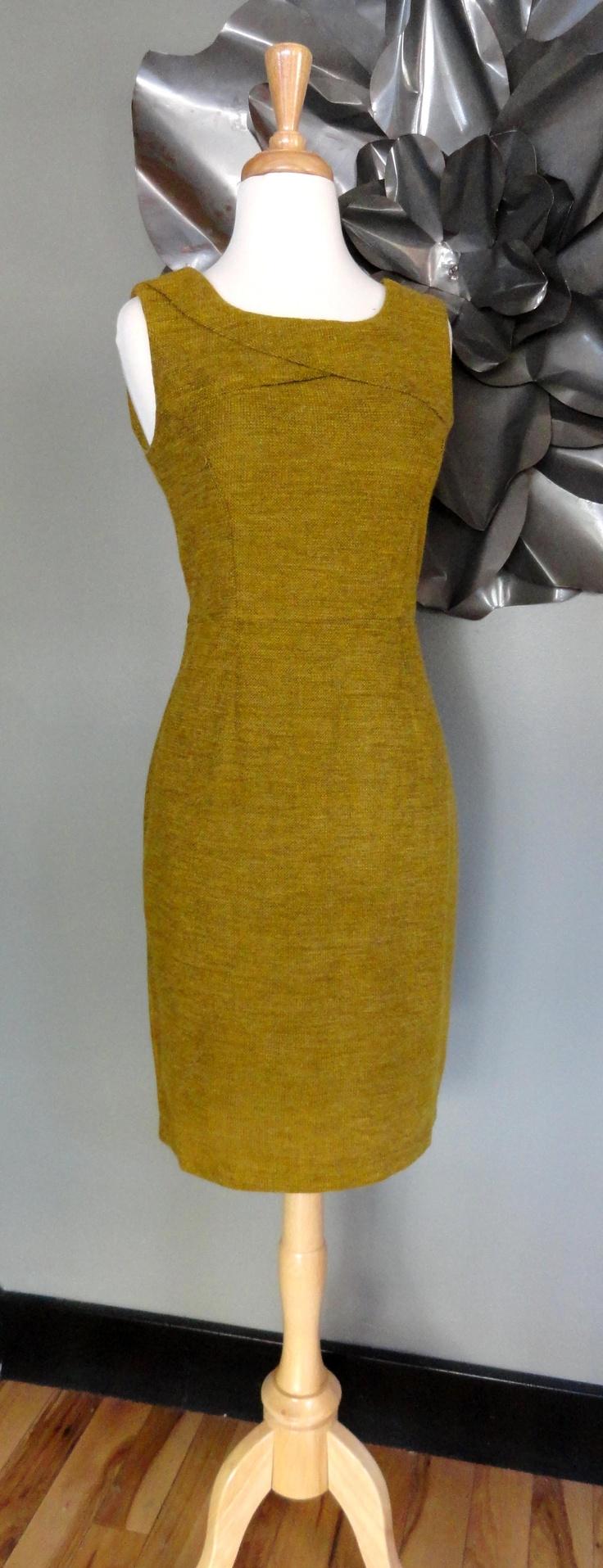 Mod Mustard Dress $58  on.fb.me/PFFfAL: Mustard Dresses, Mod Mustard, Dresses 58