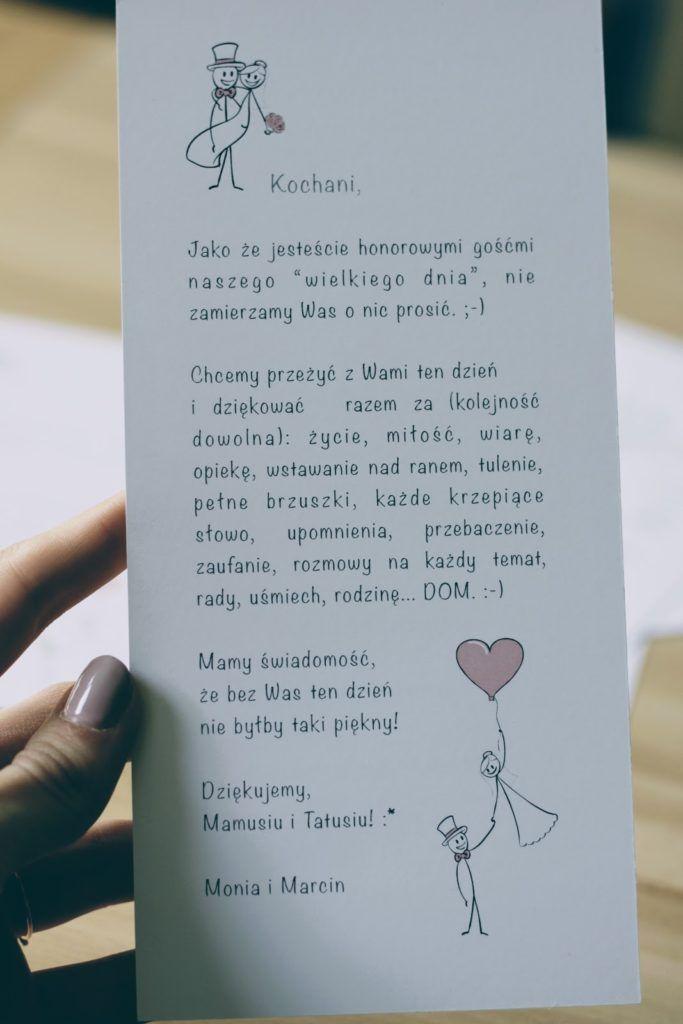 Zaproszenia ślubne - zróbcie to sami! :) - Początek Wieczności