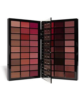 Bobbi Brown - lip palette  A must have for any wedding makeup artist - so many beautiful lip shades in one places