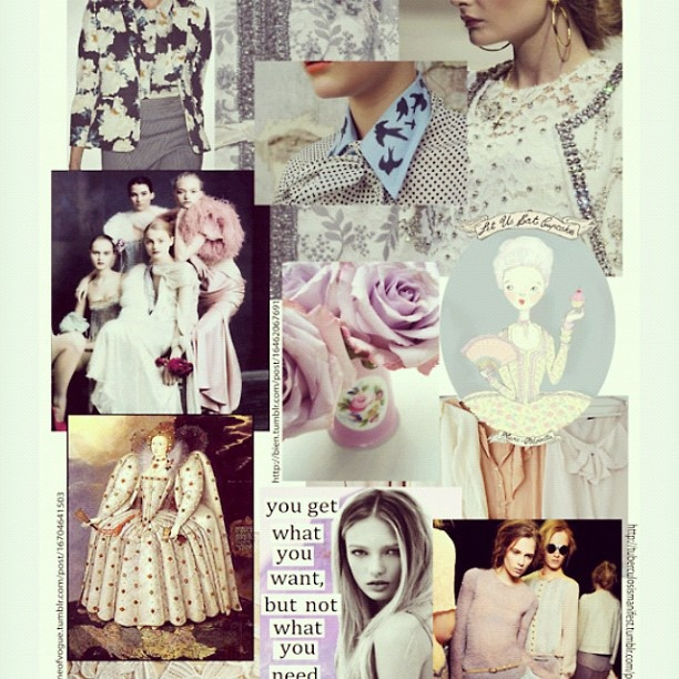 348 Best Images About Mood Board Inspiration On Pinterest: Best 103 Fashion Moodboard/presentation Sheets Images On