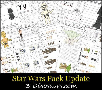 Free Star Wars Pack Update