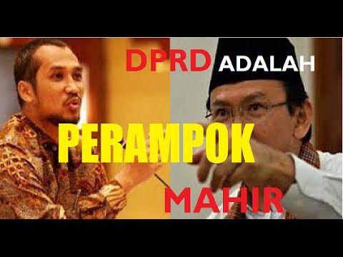 """Ahok - Abraham Samad di Mata Najwa """"Teman2 DPRD Adalah Perampok Mahir"""""""