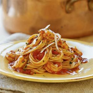 Shrimp spaghetti: Shrimp Spaghetti, Shrimp Pasta Recipes Tomatoes, Yummy Food, Yummy Things, Amazing Food, Spaghetti Recipes, Amazing Things, Italian Styl Shrimp, Italianstyl Shrimp