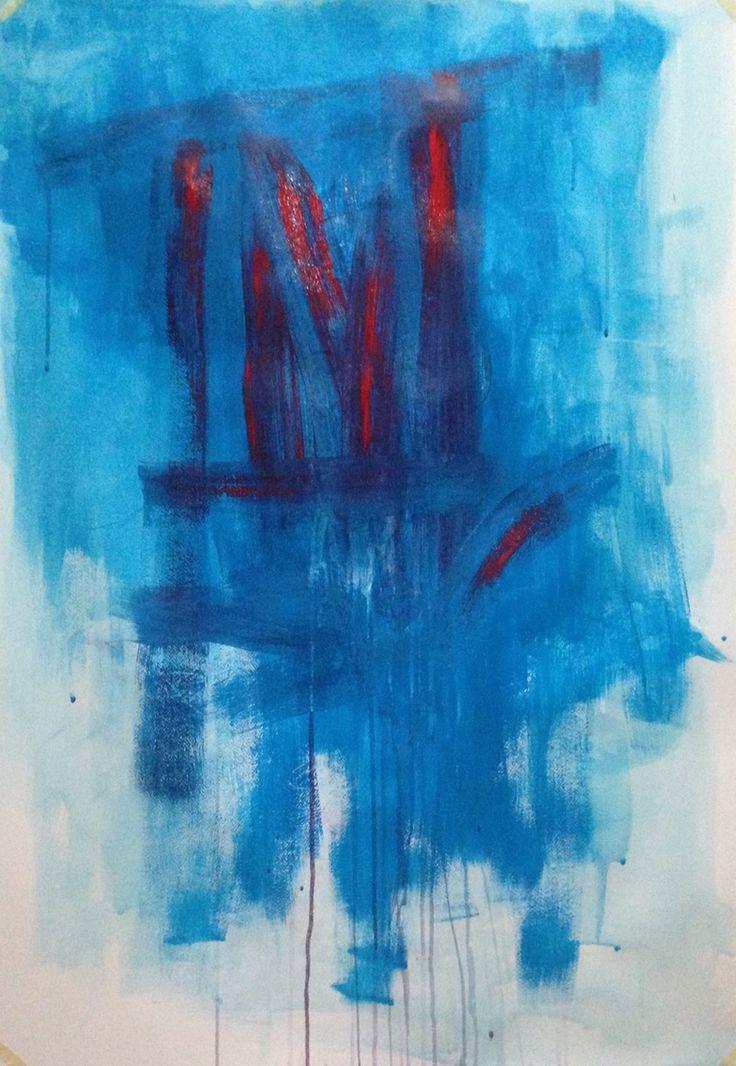 Blue by:enrique Cabrales
