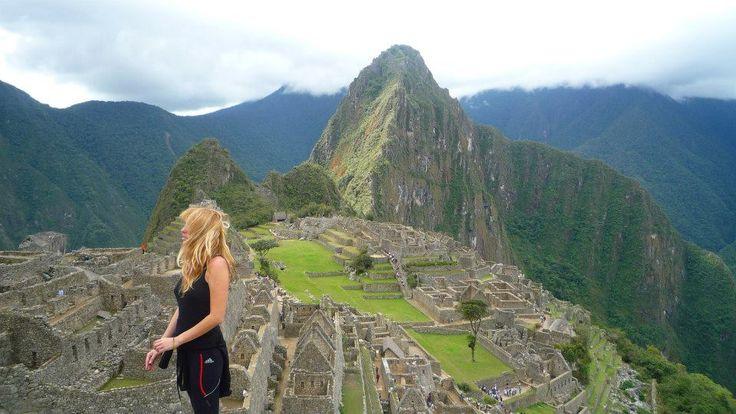 Hasta Machu Pichu Izaro Eguia
