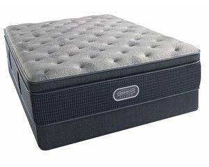 Simmons Beautyrest Baypoint Luxury Firm Pillow Top Mattress