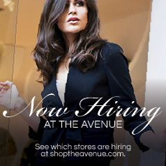 PEACHTREE CITY: Apply for a management position at Rack Room Shoes.  Additional openings are available at American Eagle, Ann Taylor, Banana Republic, Chico's, Coldwater Creek, LOFT, Music & Arts Center, Starbucks, Ted's Montana Grill and Victoria's Secret.  Stop by individual stores to apply.  Visit shoptheavenue.com to select your property and click on Now Hiring to view current listings.  East and West Cobbers, your list is coming next week!