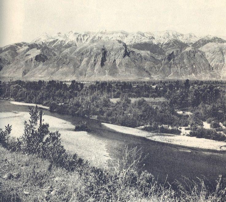 Evrotas river (1958) Arcadia Peloponnese