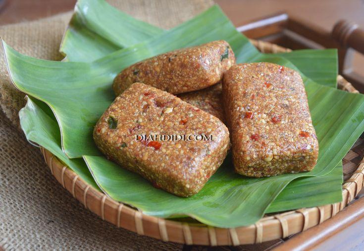 Diah Didi's Kitchen: Sambel Pecel Kediri