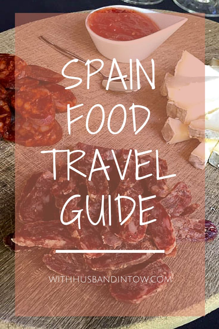 What and Where to Eat in Spain | Spain Food Travel Guide | With Husband in Tow #food #travel #Europe