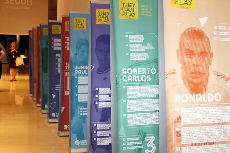 DMU's world-leading football experts in the International Centre for Sports History and Culture (ICSHC) are contributing directly to the 2014 World Cup in Brazil, running a football exhibition in the British Consul in Sao Paulo.