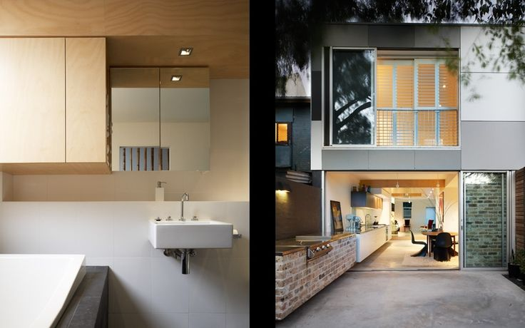 MCK - Sydney Architects / Projects / Newtown House