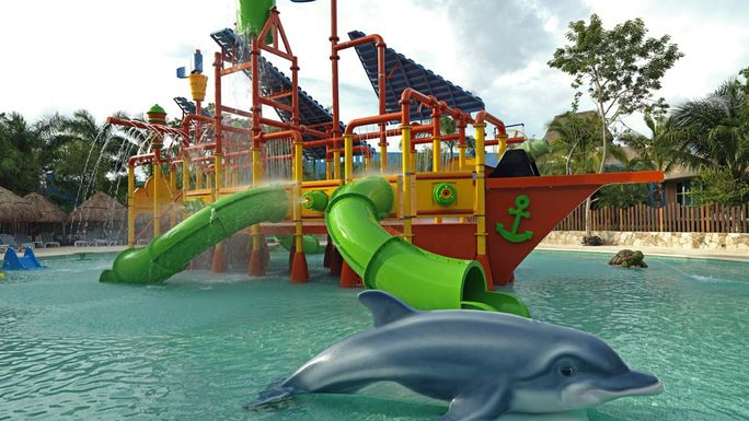 Iberostar Para 237 So Lindo Kids Water Park Summer Vacation