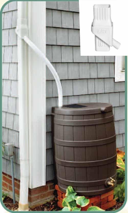 14 best rain barrel system images on pinterest rain for Making rain barrel system