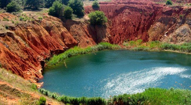 Otranto - Cava di bauxite