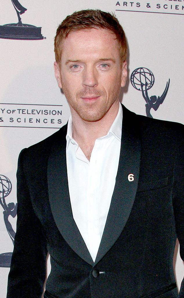 Damian Lewis from Hottest Ginger Men