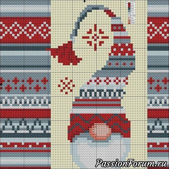 Рождественские подушки - запись пользователя vikanika (Виктория) в сообществе Вышивка в категории Схемы вышивки крестом, вышивка крестиком