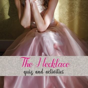 """the necklace 4 essay """"the necklace"""", by guy de maupassant, is an excellent short story about discontentment the story is about a woman, named mathilide, who wanted things she couldn't have because she did not ."""