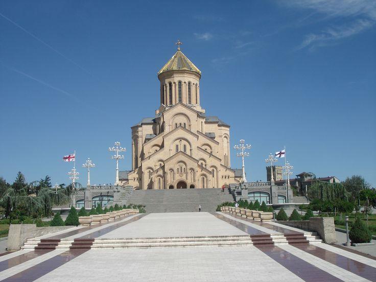 Tbilisi Georgia Cathedral