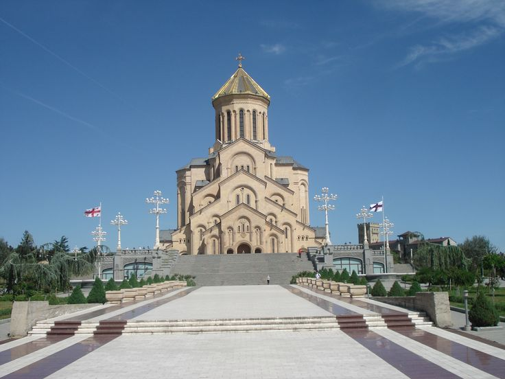 Tbilisi Georgia Cathedral