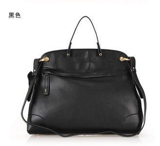 2012 new fashion genuine leather shoulder handbag tote    Price: $99.00