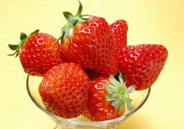 Strawberries they are amazing