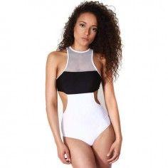Amour & Mer Shilo Racer Back Cutout Swimsuit http://www.styledit.com/shop/amour-mer-shilo-racer-back-cutout-swimsuit-2/