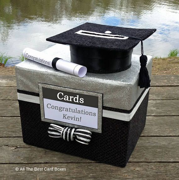 Celebrate Your Graduate With A Custom Handmade Graduation Gift Card
