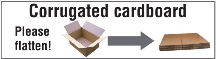 Pin#0021 OCC bin label for multi-residential units. (Region of Waterloo).