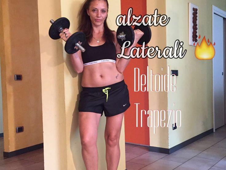 ALZATE LATERALI | BODYROCK WORKOUT🔥